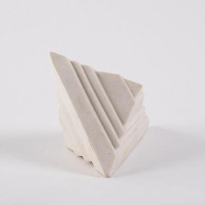 Tribu - pièce unique porcelaine