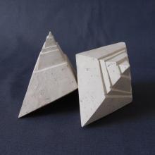 Sculpture en grès -pièce unique